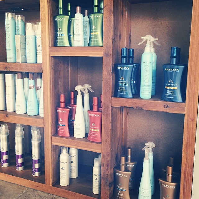Pravana Products at Riot Hair